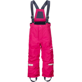 Didriksons 1913 Idre Pants Kids Warm Cerise
